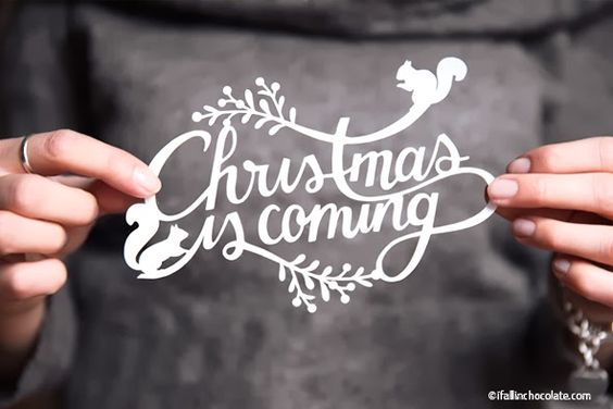 Natale - Christmas is coming - idea regalo - regalo di Natale