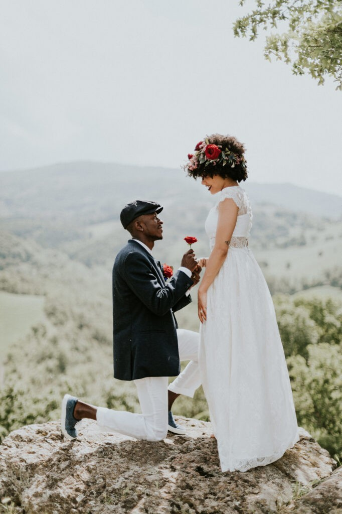 Boho-mountain Wedding Inspiration - My Golden Age