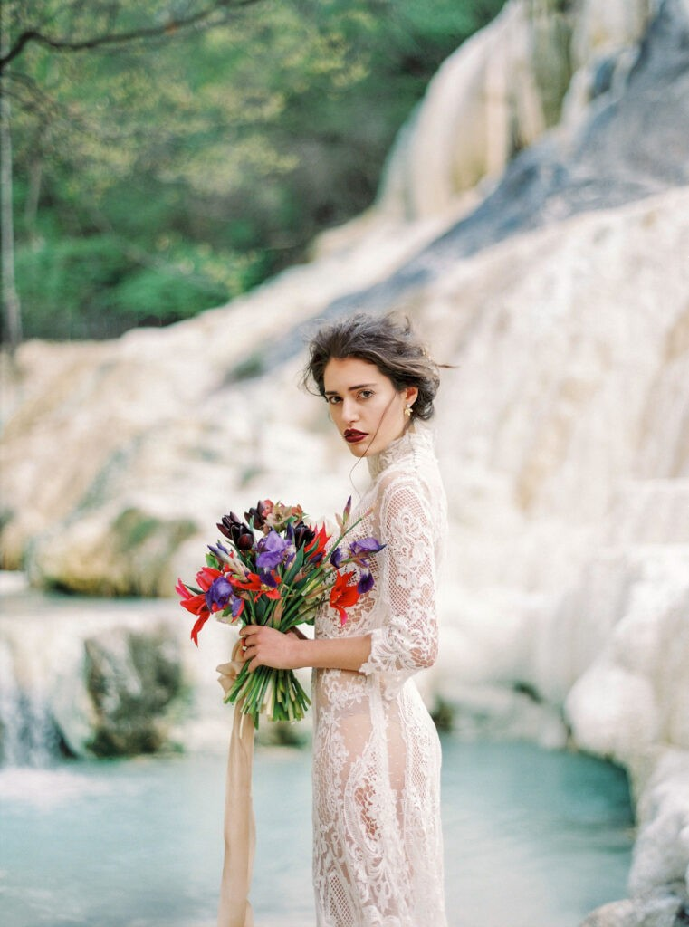 Ethereal bridal style inspiration - My Golden Age