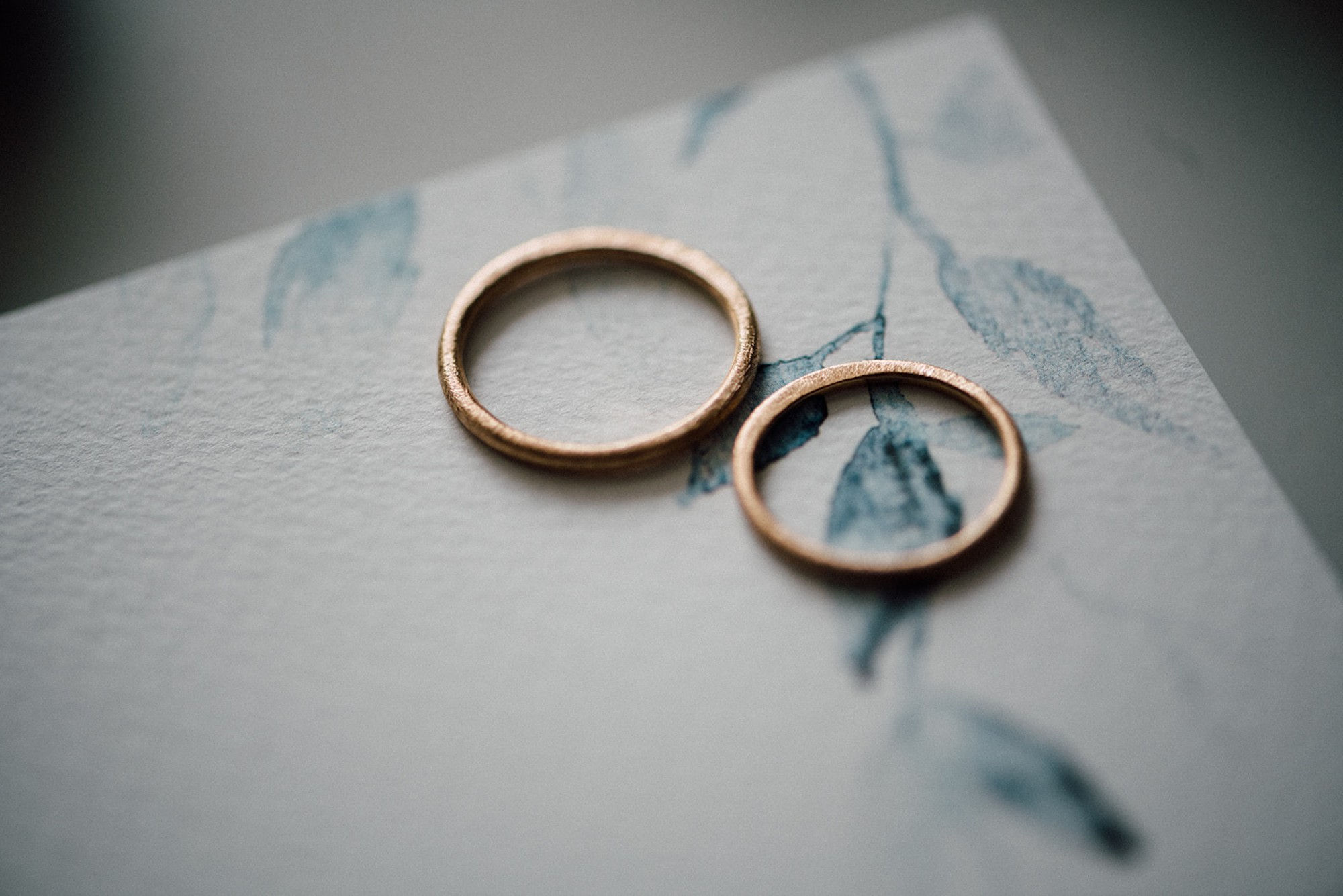 Handmade wedding rings - My Golden Age