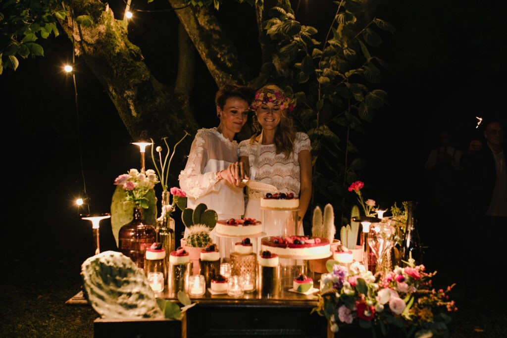 Ilaria and Anna wedding inspiration