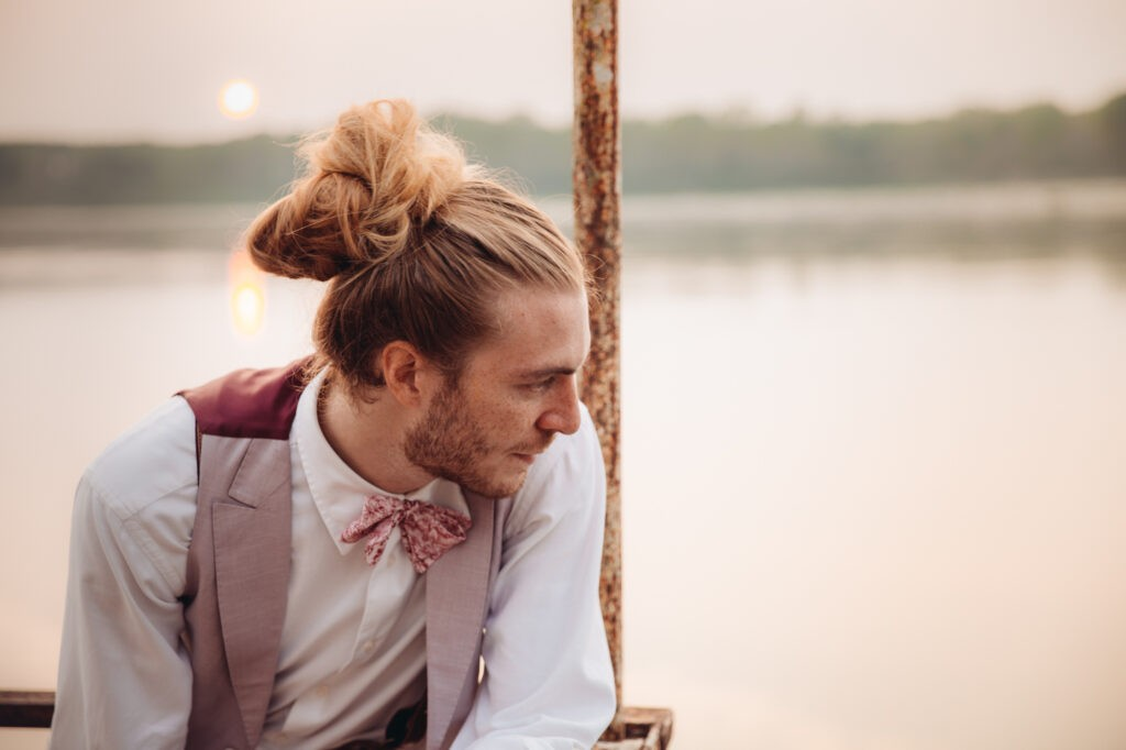 Houseboat wedding inspiration